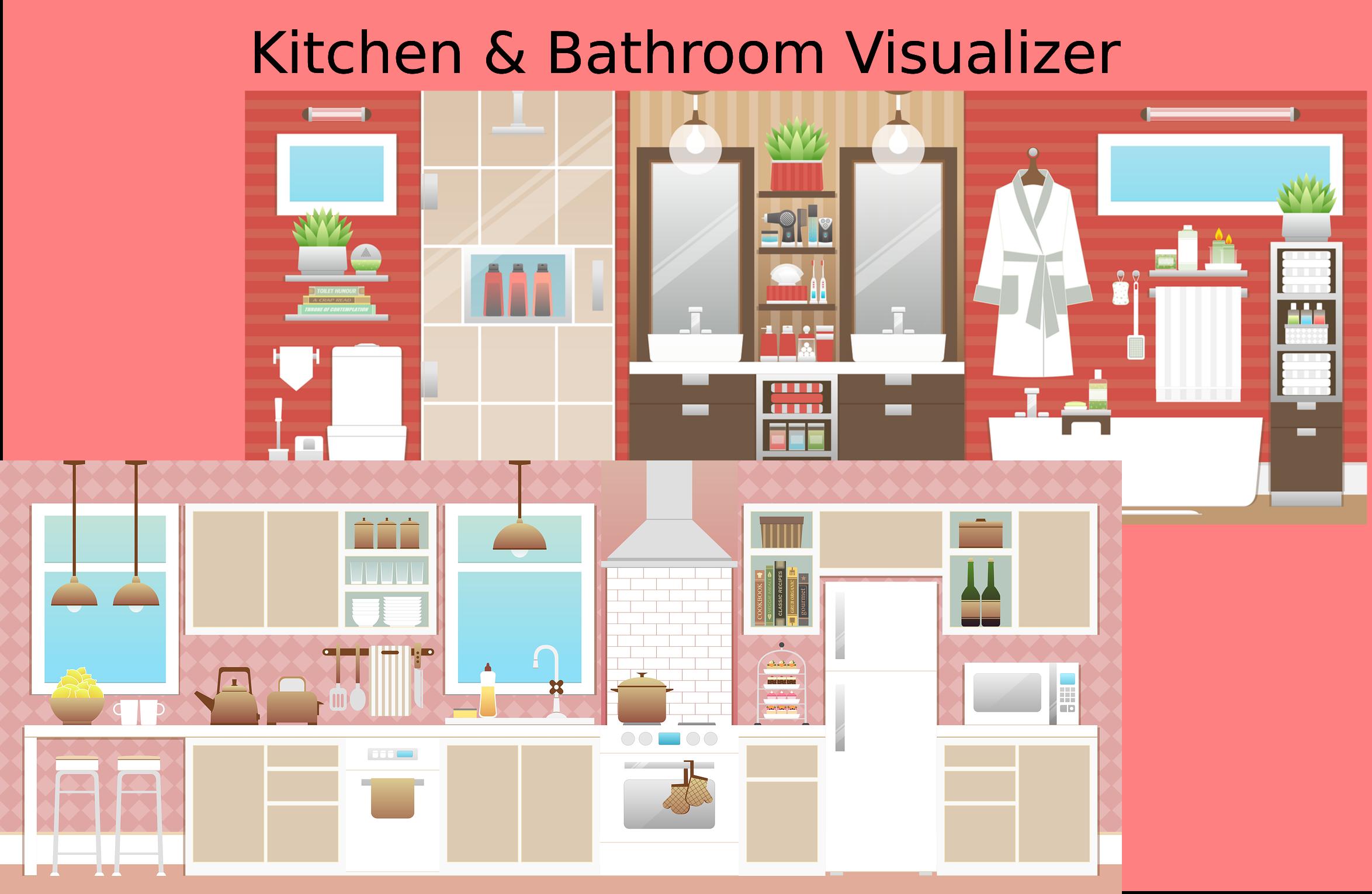 stone suite 3d visualizer kitchen bath